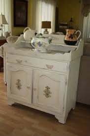 Ethan Allen Painted Dry Sink by Winter White Dry Sink Makeover Embracing Change Annie Slone