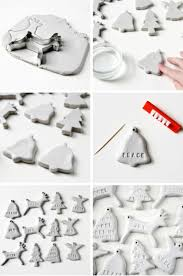 Cracker Barrel White Ceramic Christmas Tree by Best 25 Christmas Clay Ideas On Pinterest Polymer Clay
