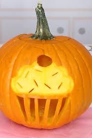 Minecraft Pumpkin Template by Vomiting Pumpkin Template Virtren Com