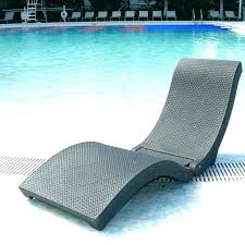 In Water Lounge Chairs Inflatable Chair Medium Size Of