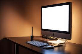 Free iphone desk screen apple table technology