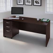 Small Secretary Desk With File Drawer by Desks Costco