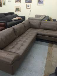 Alessia Leather Sectional Sofa by Chateau D U0027ax Corisca 2pc Leather Sectional W Rf Chaise This Would