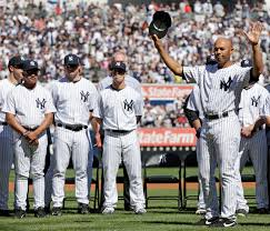 Yankees Honor Retiring Rivera In Pregame Ceremony - CBS News Recycled Rocking Chair Made From Seball Bats Ideas Bucket Seat Contemporary 43 Rocker Recliner In Brown Dollhouse Rocking Chair Miniature Wooden Fniture 1960s Triconfort Mid Century Recliner Rivera Pool Chair White Made In France Ardleigh Essex Gumtree Rivera Swivel Patio Ding Baseball Hall Of Fame Mariano Primed For Cooperstown Vintage Doll Tall Back Spindles Sedia A Dondolo Antica Faggio Curvato Tipo Thonet 1930 Yankees Honor Retiring Pregame Ceremony Cbs News Windsor Glider And Ottoman White With Gray Cushion Chalet Ski Teak Natural Elements