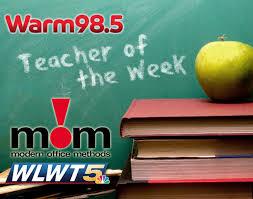 Teacher of the Week Warm 98 5