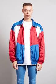 Vintage 80s Ellesse Shell Sports Jacket