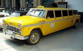 The Return of Checker Motor Cars
