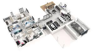 maison plain pied 5 chambres résultat de recherche d images pour plan maison 5 chambres 3d