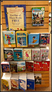 Barnes & Noble Summer Reading Program Kids Receive a Free Book
