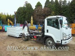 100 Hook Truck ISUZU FORWARD FRR90 Arm Roll S Roll SAKM Bussan CO