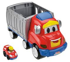 100 Little People Dump Truck Amazoncom FisherPrice Wheelies Zig The Big Rig
