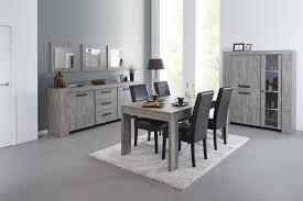 salle a manger complet meubles de salle à manger complète couleur chêne gris