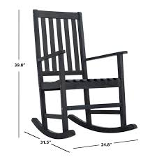Shop Safavieh Outdoor Living Barstow Ash Grey Rocking Chair - On ... Zero Gravity Folding Rocker Porch Rocking Chair Chairs 10 Best 2019 Brackenstyle Premier Grade A Teak Wooden Outdoor Shop Colonial Cherry Finish 28w X 36d 445h Venture Forward With Removable Pad Bluegray Gander How To Draw Plans Diy Free Download Cedar Trellis Minimal Style Convient Cozy Upholstered Beige Mhc Living Best Rocking Chairs The Ipdent Charleston Acacia Ercol Originals Chairmakers Heals