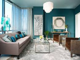 Brown And Teal Living Room by Living Room Ideas Teal Coffee Table Cream Fabric Sofa White Wall