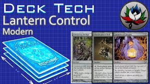 artifact deck mtg 2017 lantern prison modern deck tech mtg