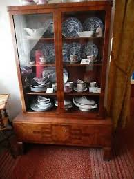 vitrine schrank wohnzimmer büfett deco 20er 30er jahre