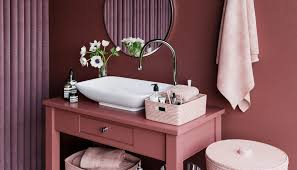 wandgestaltung bad 22 stilvolle ideen für tapete farbe