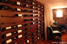 100 Wine Rack Hours Toronto In The Basement VanFoodiescom