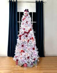 Pre Lit Slim Christmas Tree Asda by 7ft Christmas Tree U2013 Abreud Me