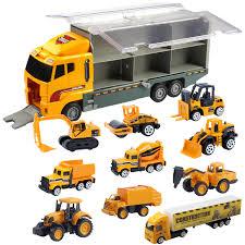 100 Matchbox Car Carrier Truck Amazoncom Oumoda Transport Rier Toy Diecast