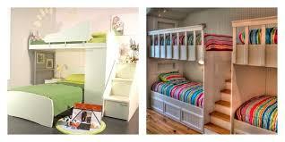 chambre enfant mixte 30 idées pour aménager une chambre partagée par plusieurs enfants