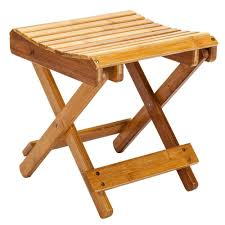 Bamboo Wood Folding Shower Stool Bathroom Bench Seat Bath Spa Sauna Kids  Chair 2 Homeroots Kahala Brown Natural Bamboo Folding Chairs Unicoo Round Table With Two Brown Set Outdoor Ding 1 And 4 Lovdockcom 61 Inspirational Photograph Of Home Vidaxl Foldable Pcs Chair Stick Back Vintage Of 3 Csp Garden Eighteen Leather Style In Fine Button Tufted Ceremony Dcor Photos
