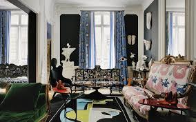 100 Parisian Interior See Designer Vincent Darrs Dazzling S Galerie