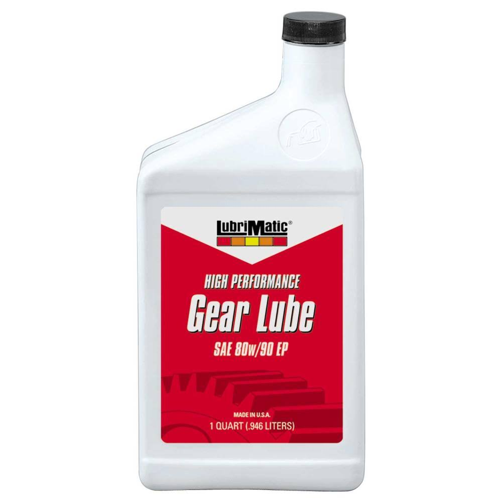 Lubrimatic 11500 Gear Lube Oil - 1qt