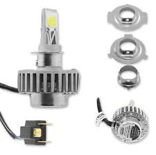 cyron h4 led retrofit headlight bulb 210 816 j p cycles