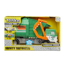 100 Tonka Strong Arm Garbage Truck Mighty Motorized Funrise ToysRUs