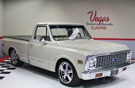 1971 Chevrolet C10 Pickup Stock # 15090V For Sale Near Henderson, NV ... 1971 Chevrolet C10 Offered For Sale By Gateway Classic Cars 2184292 Hemmings Motor News 4x4 Pickup Gm Trucks 707172 Cheyenne Long Bed Sale 3920 Dyler Sold Utility Rhd Auctions Lot 18 Shannons Classiccarscom Cc1149916 4333 2169119 For Chevy Truck Page 3 Truestreetcarscom Truck