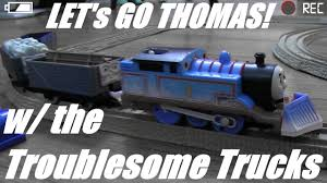 100 Trackmaster Troublesome Trucks Thomas The Tank Engine The