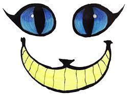 cat clip art · cheshire smile
