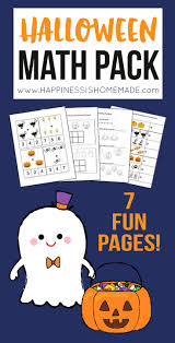 Halloween Multiplication Worksheets Coloring by 101 Best Pre Halloween Worksheets Images On Pinterest