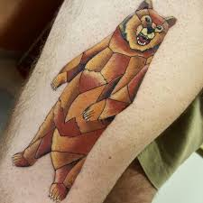 150 Cute Bear Tattoos Meanings Ultimate Guide September 2018