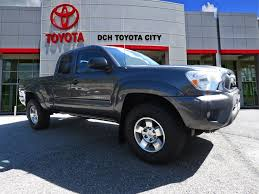 Used 2012 Toyota Tacoma Truck Access Cab V6 Access Cab 4WD Magnetic ...
