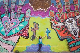 joy the many murals of deep ellum and one beautiful soul