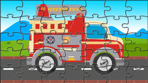 Fire Truck | Puzzle Game | Emergency Vehicle | Truck Cartoon - YouTube Amazoncom Melissa Doug Fire Truck Wooden Chunky Puzzle 18 Pcs First Grade Garden Health Explore Tubs Safety Alphabet Puzzle Educational Toy By Knot Toys Notonthehighstreetcom Small 4 Piece Vehicle Travel With Easy Builderdepot Buy Vehicles Online At Low Prices In India Amazonin Floor Kids Cars And Trucks Puzzles Transporter Others Creative Educational Aids 0770 5 And New Mercari Buy Sell Antique San Francisco Jigsaw Of The Game Emergency Cartoon Youtube