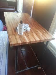 97 best reclaimed wood desk images on pinterest workshop home