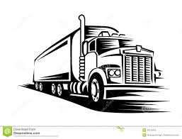 Moving Truck Stock Vector. Illustration Of Auto, Business - 46018495 Clipart Of A Grayscale Moving Van Or Big Right Truck Royalty Free Pickup At Getdrawingscom For Personal Use Drawing Trucks 74 New Cliparts Download Best On Were Images Download Car With Fniture Concept Moving Relocation Retro Design Best 15 Truck Stock Vector Illustration Auto Business 46018495 28586 Stock Vector And