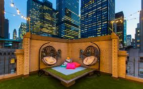 This Hotel Lets You Camp in the Middle of Manhattan