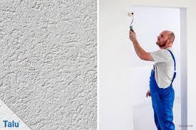 streichputz auftragen anleitung für wände und decken talu de