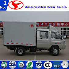 China Light Duty Delivery Van Truck With High Quality Photos ...