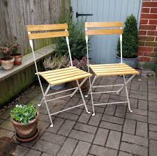 Pair Folding Wooden Chairs. Folding Wooden Vintage Garden Chairs. Outdoor  Chairs. Garden Chairs | In Lee-on-the-Solent, Hampshire | Gumtree Gardenised Brown Folding Wood Adirondack Outdoor Lounge Patio Deck Garden Chair Noble House Hudson Natural Finish Foldable Ding 2pack Chairs 19 R Diy Oknws Inside Wooden Chairacaciaoiled Fishing Buy Chairwood Fold Up Chairoutdoor Product On Alibacom Charles Bentley Fcs Acacia Large Sun Lounger Chairsoutdoor Fniture Pplar Recling Chair Outdoor Brown Foldable Stained Set Inoutdoor Solid Vintage Ebert Wels Rope Vibes Cambria Teak Outsunny 5position Recliner Seat 6 Seater