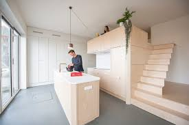 100 5 Architects Paul Timmer And Heren Create A Series Of