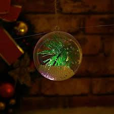 BOLUOYI Outdoor Lighting ProductsRope Lights OutdoorChristmas Tree Pendant Hanging Home Ornament Christmas