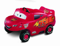 amazon com little tikes lightning mcqueen car toys games