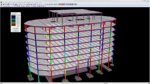 structural design software buildings ram structural system