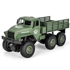 100 Budget Truck Coupon JJRC Q68 Q69 118 24G 4WD RC Vehicle OffRoad Military Car RTR Model