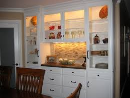 Dining Room Serving Area Traditional On Cabinet
